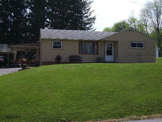 1117 Bloomfield Rd, Roaring Spring, PA 16673