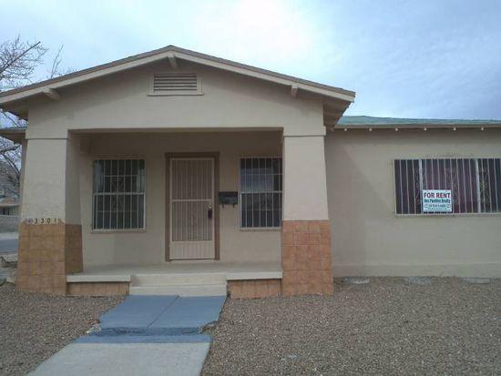3301 Morehead Ave, El Paso, TX 79930