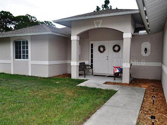 4103 Fonsica Ave, North Port, FL 34286