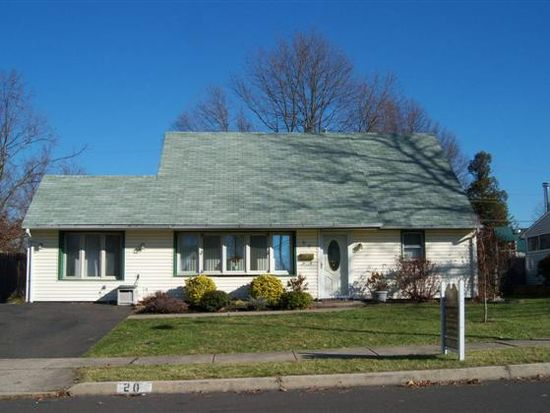 20 Indian Red Rd, Levittown, PA 19057