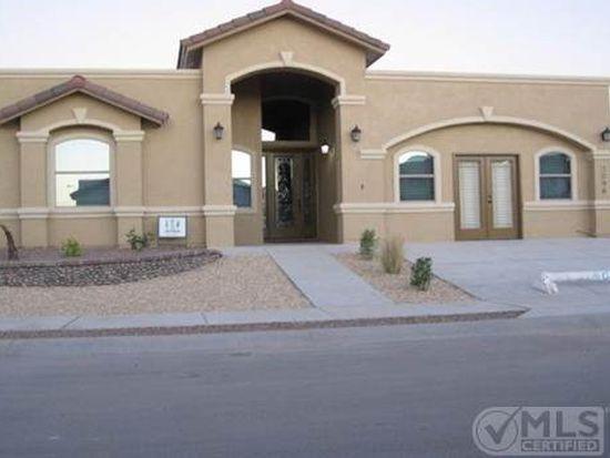 3096 Coyote Draw Pl, El Paso, TX 79938