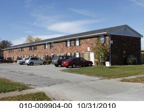 4831 Rossmoor Pl, Columbus, OH 43220