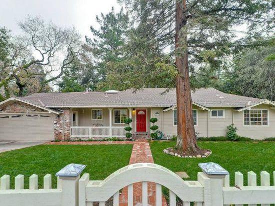 2615 Alpine Rd, Menlo Park, CA 94025