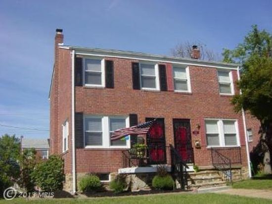 3919 Wilke Ave, Baltimore, MD 21206