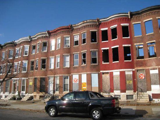 912 E North Ave, Baltimore, MD 21202