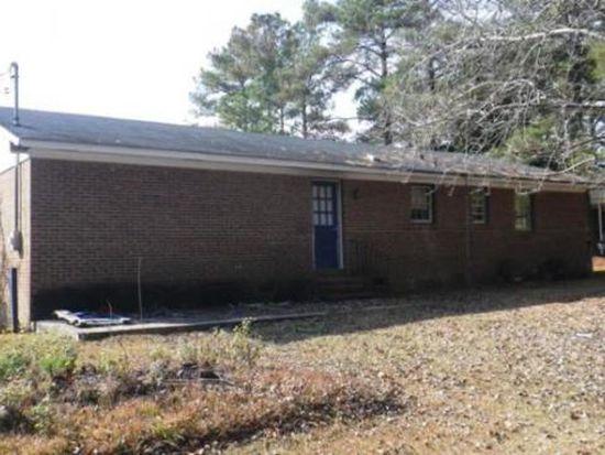 606 N Pine St, Roseboro, NC