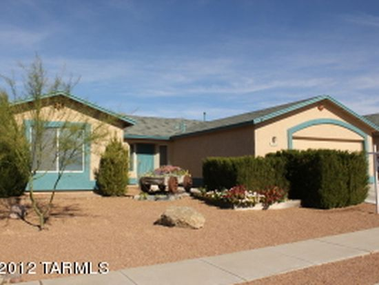 10201 E Hummingbird Meadow Way, Tucson, AZ 85747