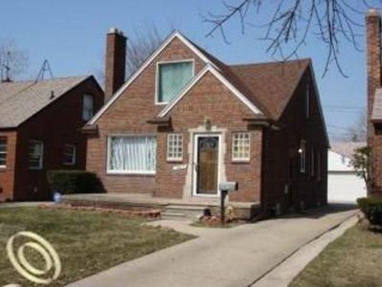 11584 Roxbury St, Detroit, MI 48224