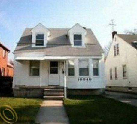 10040 Winthrop St, Detroit, MI 48227