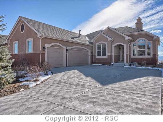 2503 Cinnabar Rd, Colorado Springs, CO 80921
