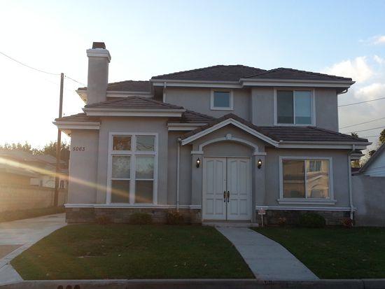 5063 Sultana Ave, Temple City, CA 91780