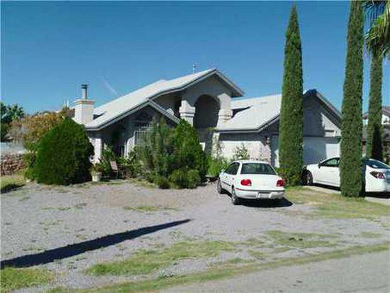5936 W Valley Cir, El Paso, TX 79932