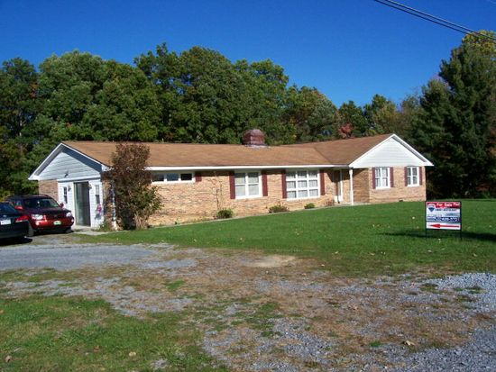 1733 Reese Harmon Ridge Rd, Rock, WV 24747