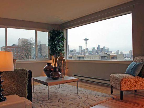 919 2nd Ave W 601 # 601, Seattle, WA 98119