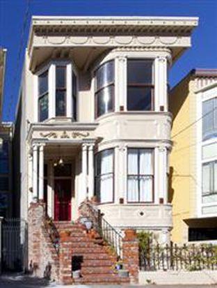 1776B Page St, San Francisco, CA 94117
