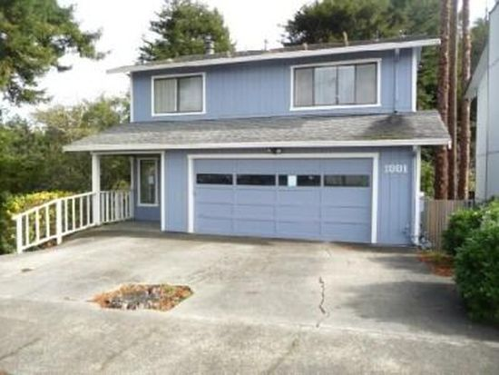 1991 Hill Ave, Eureka, CA 95501