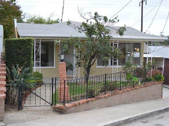 816 Cresthaven Dr, Los Angeles, CA 90042