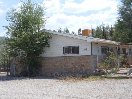 2106 Gill Dr, Alamogordo, NM 88310