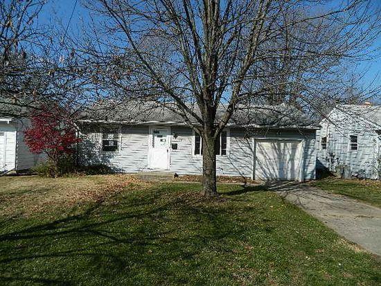 3413 Glencoe St, Middletown, OH 45042