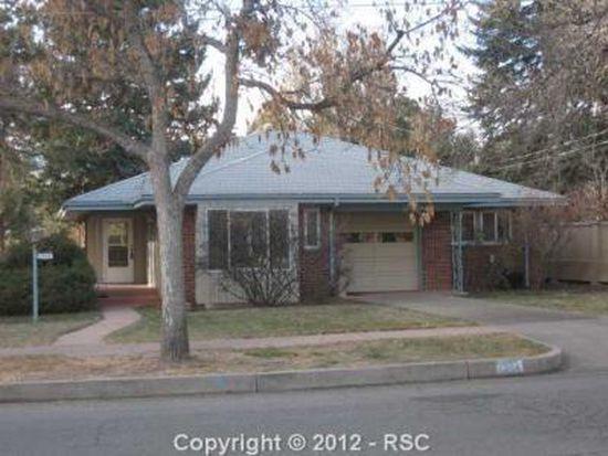 1314 Wood Ave, Colorado Springs, CO 80903