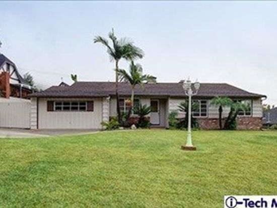 635 Edgeview Dr, Sierra Madre, CA 91024