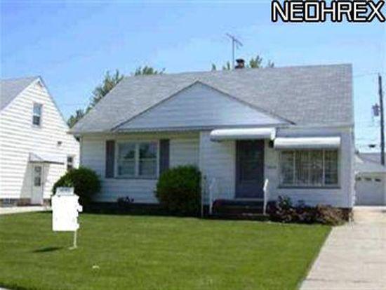 13604 Woodward Blvd, Garfield Heights, OH 44125