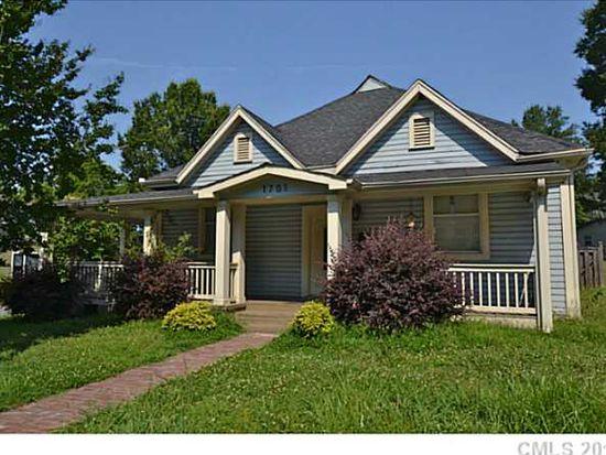 1701 Harrill St, Charlotte, NC 28205