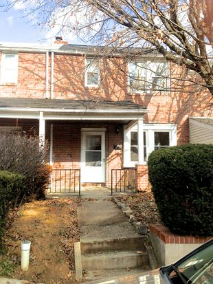 4114 Glenarm Ave, Baltimore, MD 21206