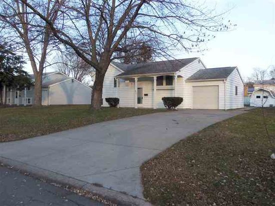 2512 Frances Ave, Elkhart, IN 46517