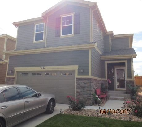 4787 S Picadilly Ct, Aurora, CO 80015