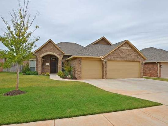 3820 Wickersham Dr, Edmond, OK 73013