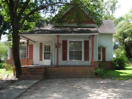 604 W Alapaha St, Fitzgerald, GA 31750
