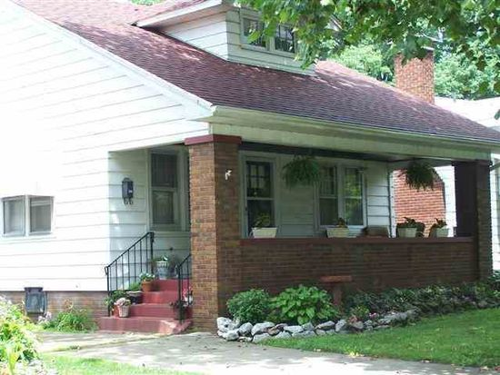 437 S 22nd St, Terre Haute, IN 47803
