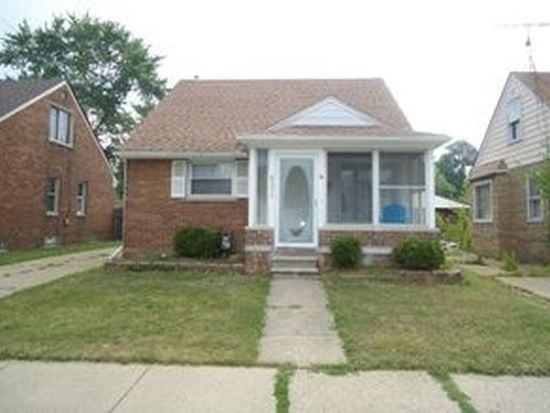 6371 Ashton Ave, Detroit, MI 48228