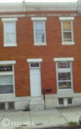 2615 Wilkens Ave, Baltimore, MD 21223