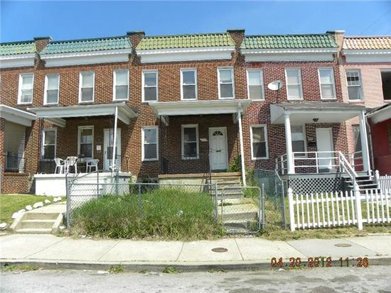 4705 Beaufort Ave, Baltimore, MD 21215