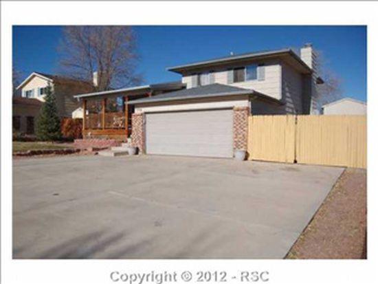 1190 Valkenburg Dr, Colorado Springs, CO 80907