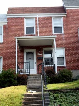 1057 Rockhill Ave, Baltimore, MD 21229
