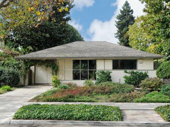 1235 Lincoln Ave, Palo Alto, CA 94301