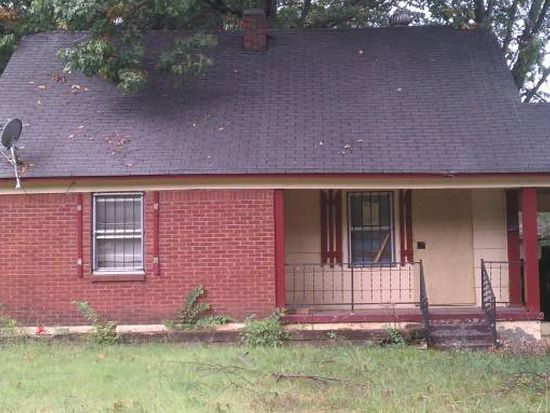 1599 Robin Hood Ln, Memphis, TN 38111