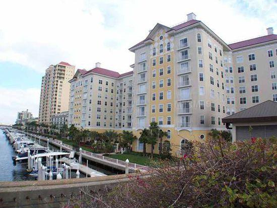 700 S Harbour Island Blvd UNIT 841, Tampa, FL 33602