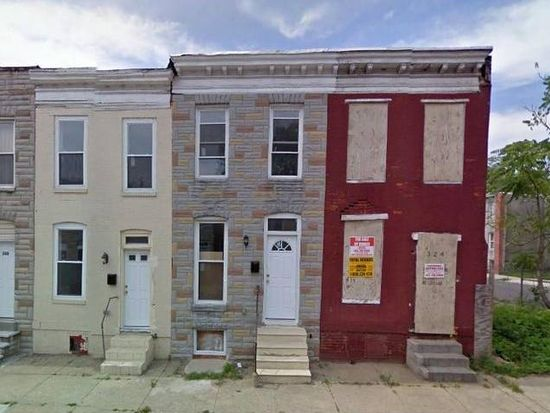 326 S Fulton Ave, Baltimore, MD 21223