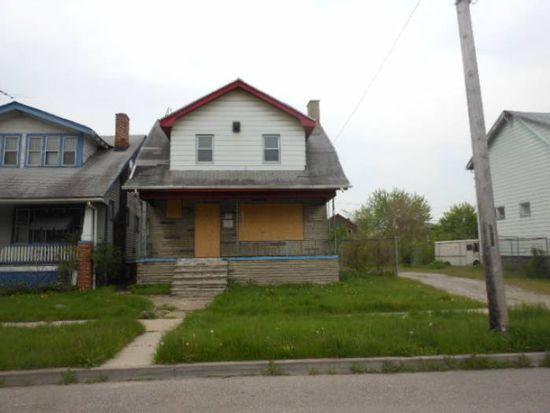 1679 Leslie St, Detroit, MI 48238