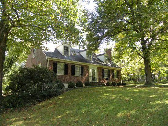 1480 Langhorne Rd, Lynchburg, VA 24503