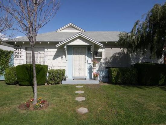 2514 N Buena Vista St, Burbank, CA 91504