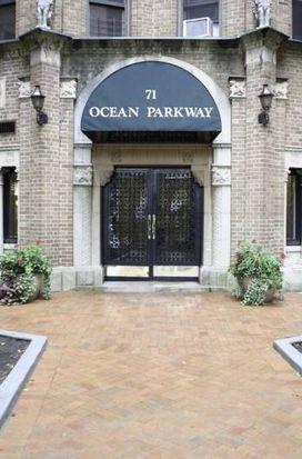 71 Ocean Pkwy APT 5G, Brooklyn, NY 11218