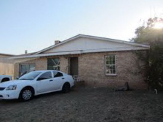 507 NW 9th St, Andrews, TX 79714
