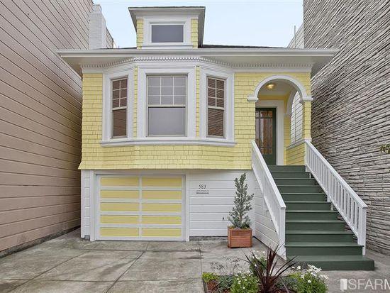 583 25th Ave, San Francisco, CA 94121