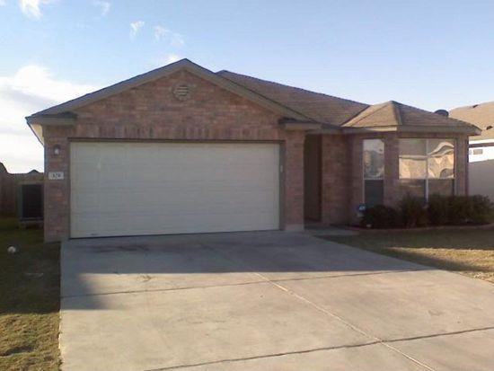 329 Liberty St, Hutto, TX 78634