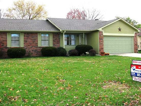 8249 Parsley Ln, Indianapolis, IN 46237
